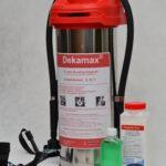 alternative Kübelspritze Dekamax mit Löschmittel Prevento